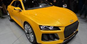 Проект Audi Quattro жив!