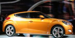 В Южной Корее Hyundai презентовал обновленный Veloster