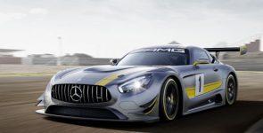 Mercedes-AMG GT получил гоночную модификацию