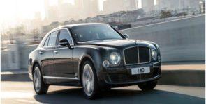 Bentley Muslane Speed – новая планка в автомобилестроении