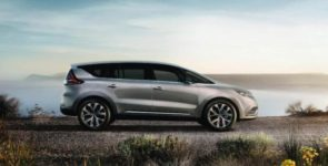 Очередная новинка от Renault – кроссовер Espace