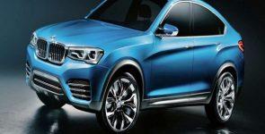BMW X4 – горячий кроссовер от немецкого производителя Обзор