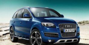 Большие перемены Audi Q7