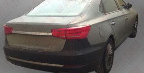 Копия Audi A6: в лучших традициях китайского автопрома