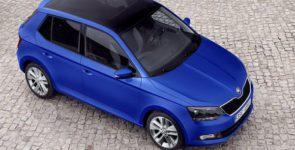 Новая Skoda Fabia 2015: Volkswagen Polo нервничает