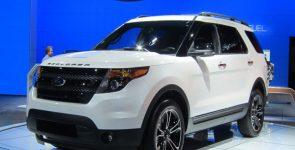 Ford пополняются новыми моделями
