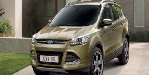 Ford Kuga – в угоду российским покупателям