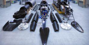Как построить автомобиль, способный разгоняться до 1000 миль в час