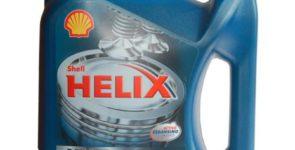 Полусинтетика shell 10w40