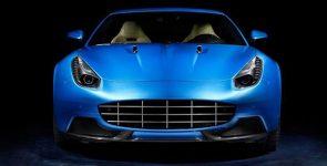 Создатель «летающей тарелки» улучшил Ferrari F12