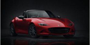 Новая Mazda MX-5 – возвращение родстера