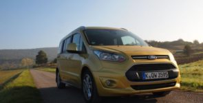 Ford Grand Tourneo Connect 2014: тест-драйв
