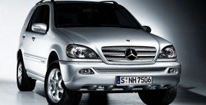 Обзор автомобиля Mercedes ML М-230 и рычаги подвески ауди а4