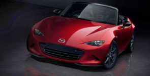 Mazda представила уникальный родстер МХ-5 Miata Club Edition
