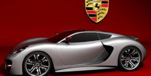 Porsche готовит соперника для Ferrari 458 Italia