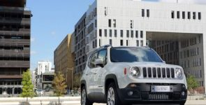 Встречайте Jeep Renegade – покорителя Европы!