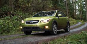 Обновленный Subaru XV Crosstrek готов к продажам