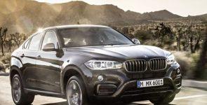 Объявлены ориентировочные цены на новый BMW X6