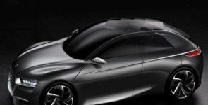 Бренд DS представил новый захватывающий концепт-кар